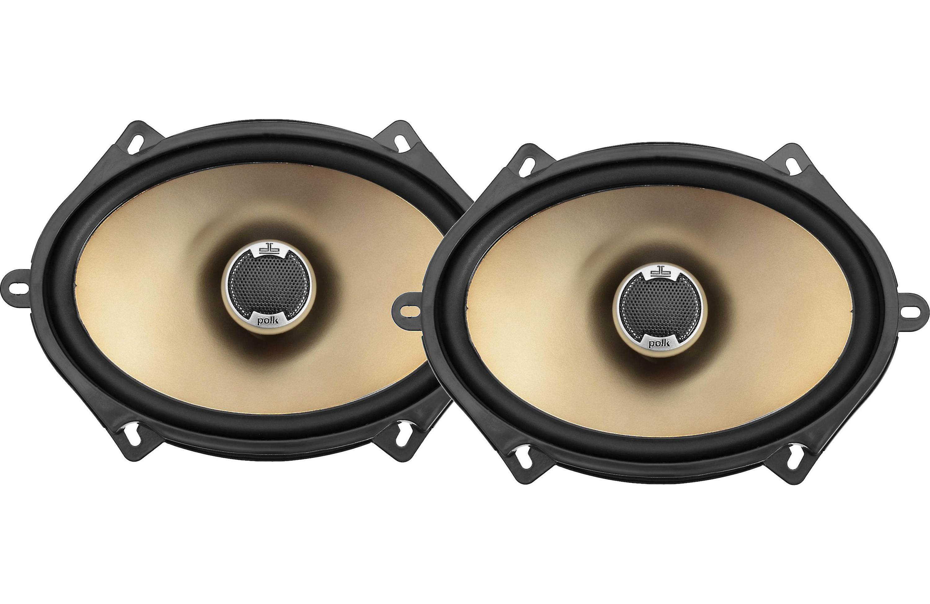 Polk Audio DB571 5-by-7-Inch Coaxial Speakers