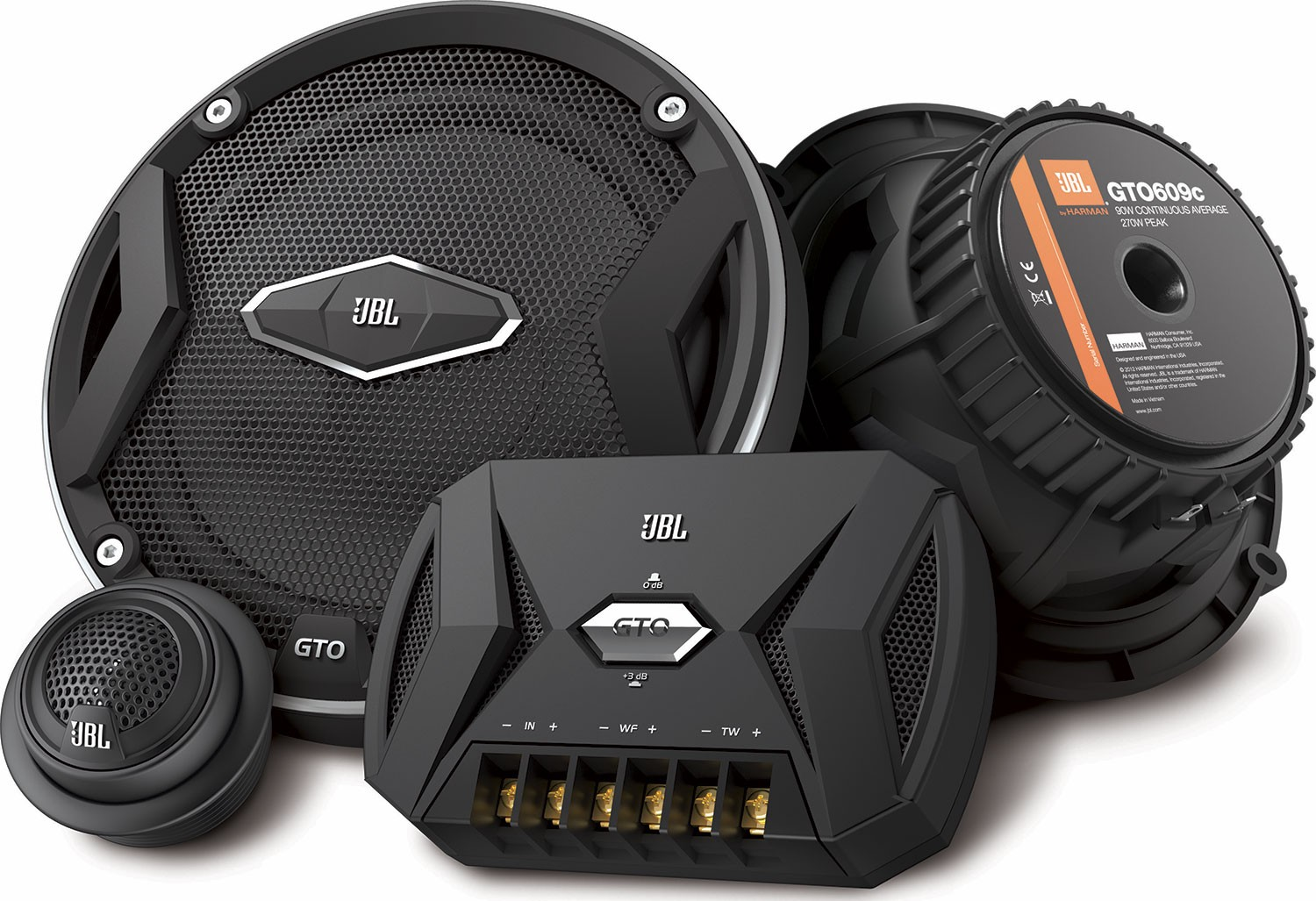 jbl gto best car speakers